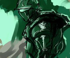 gas Soldier by uknown-deadspace