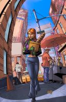 Gen13 street color by logicfun