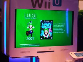 Luigi's Mansion Dark Moon at Nintendo World 12 by MarioSimpson1