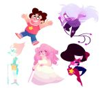 steven universe charms by mayakern