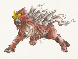 entei 2 by Ashuras2000