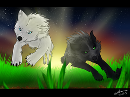 Alphas: On Our Way... by IcePhoenix202