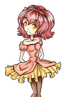 Art Trade Crystal-Whispers: Akemi by Chancetodraw