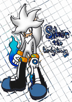 Silver the Hedgehog :colored: by BoredOutOfMyMindStud