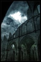 Abbey's ruins II by zardo