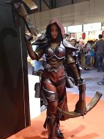 Valla Cosplay by Morganita86