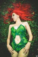 Poison Ivy - III by FlorBcosplay
