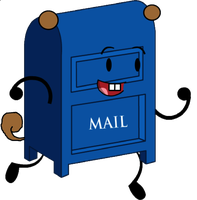 Mailbox As A Wheresqaure Vector by thedrksiren