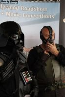 Vader and Bane ponder by Peachey-Photos