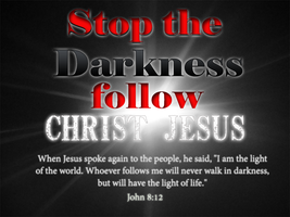 Live in His light by Christsaves