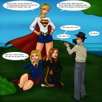 Supergirls: Family Prequel by LexiKimble
