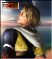 Tidus XNA LARA by Nero60