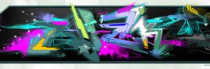 Wild Style by The-Art-Crazed