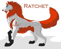TFP Wolves: Ratchet by The-Ravens-Of-Moraea