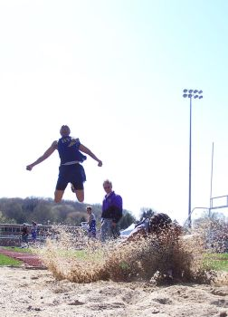 Long Jump, Frames 1 and 3 by Gev