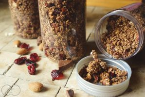 Homemade muesli (+recipe) 1/2 by ClaraLG
