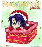 Athrun's Merry Christmas by Prince-in-Disguise