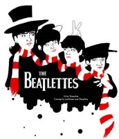 The Beatlettes by SharpAce