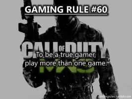 life lesson #358 by gamerma