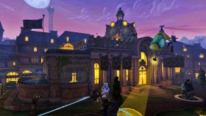 sly cooper in paris by FCC93