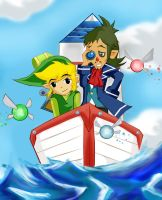 Set the Sail Link by Ichigokitten