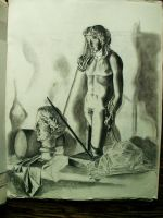 Classical art school practice by in2ni