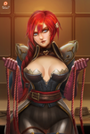 Captain MissFortune by BADCOMPZERO