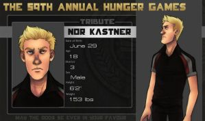 Hunger Games OCT: Nor by kaalashnikov