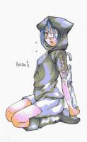 agito on a rainy day by ichikit