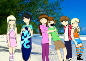 vfk friends :D by DreamsComeAlive