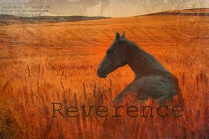 Reverence-contest entry by DaggarHeart