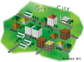 Green City by shahjee2