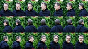 Head Turnaround by Wolkenfels-Stock