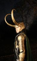 Loki Cosplay - Satisfaction is Not in my Nature by LaneDevlin