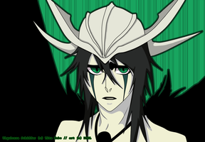 Ulquiorra by MsDL