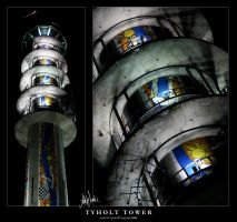 Tyholt Tower by neeta