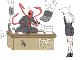 Superior Spiderman by YestherDey