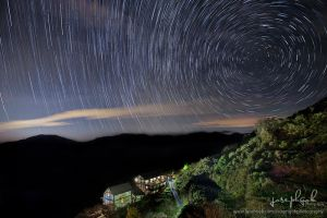 Star Trails at TaiChung, Taiwan by josgoh
