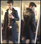 Assassin's Creed Jacob Frye cosplay coat 2.0 by TimeyWimey-007