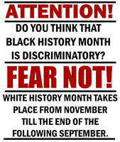 Black History Month by Party9999999