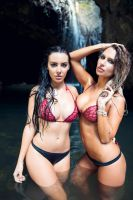Shana Evers and Rosanna Arkle 4 by AngelRiley