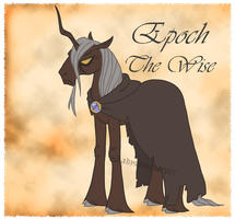 Epoch the Wise by MissSeaShanty