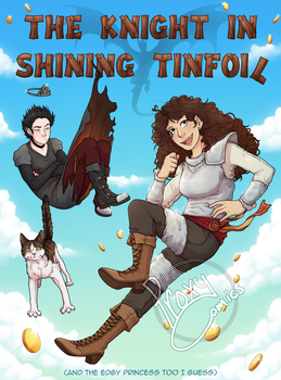 The Knight in Shining Tin foil by ProxyComics