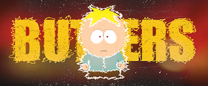 Butters sign v2 by CmGabriel