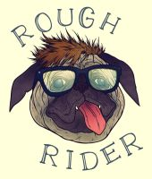 Rough Rider by paperbeatsscissors