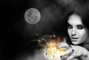 Manip: WitchBill by Mariesen