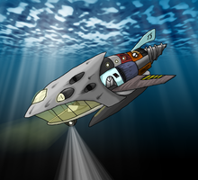 Zevir - The Ocean's Compass by IrateResearchers
