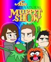 The Supernatural Muppet Show by kingcael