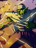 Dragon Ball - Piccolo Junior 30 min by oNichaN-xD