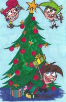 Fairly Odd, Late Christmas by Marimokun